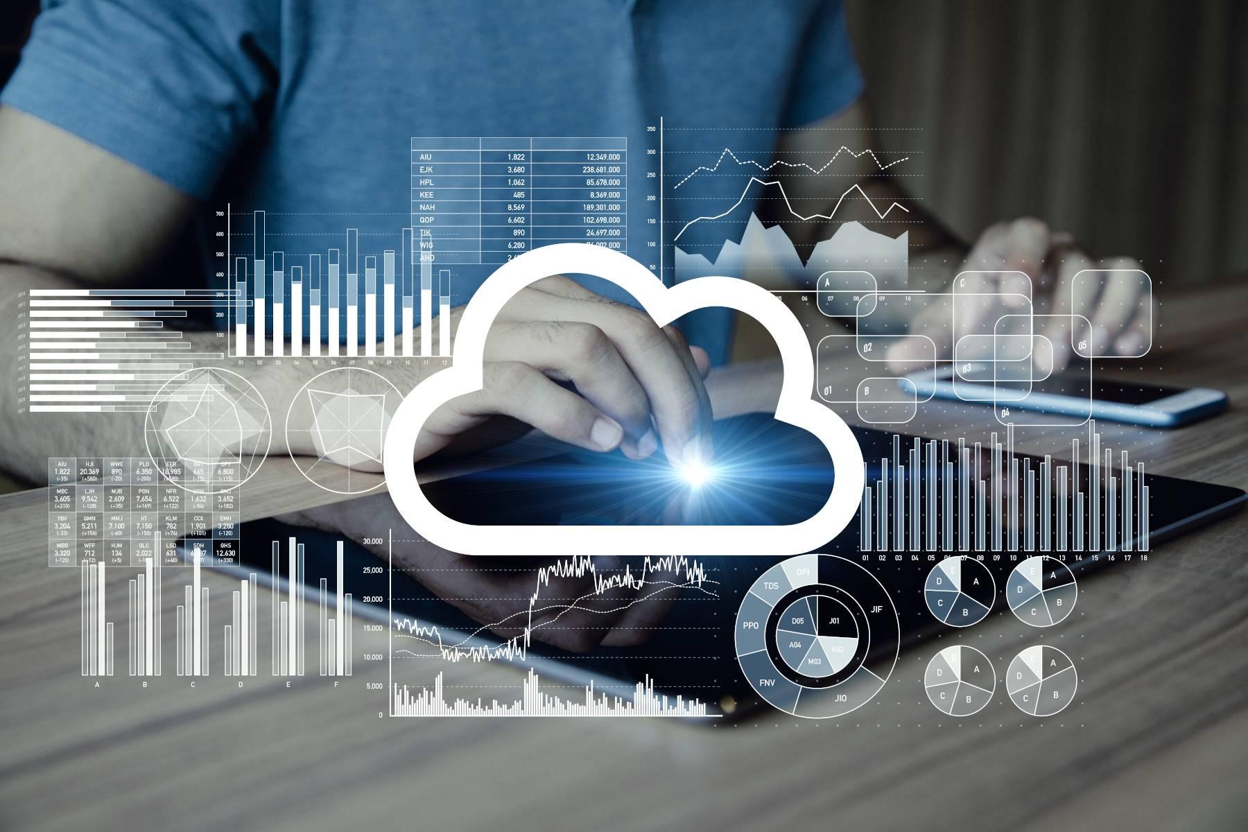 Baza danych w chmurze